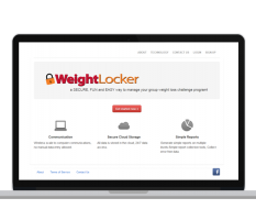 Weight Locker – Web App