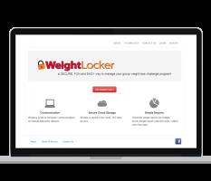 Weight Locker – Web App