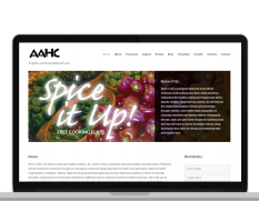 AAHC Website
