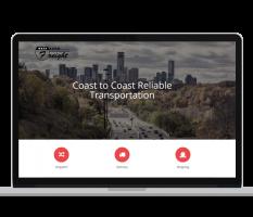 Westland Freight – Responsive Web Site